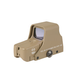 Theta Optics Dot Sight Holo Typ 551 - TAN
