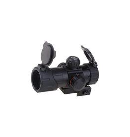 Theta Optics Red/Green Dot Reflex Sight Weaver - BK