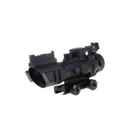 Theta Optics 4x32 Zielfernrohr Rhino Weaver - BK