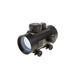 Theta Optics Point rouge Reflex Sight 1x40 Weaver - BK