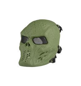 Ultimate Tactical Type de masque de protection Skull - OD