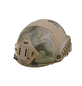 Ultimate Tactical Helmet type X-Shield FAST MH - A-TACS FG