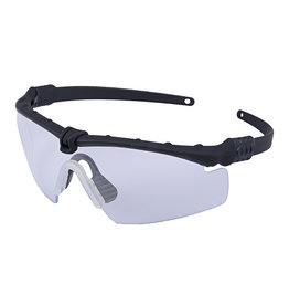 Ultimate Tactical Shooting Brille - BK/ Clear Lens