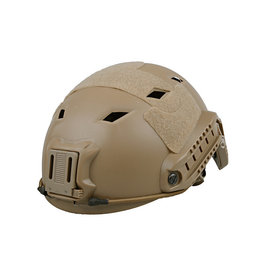 Ultimate Tactical Helmet type X-Shield FAST BJ - TAN