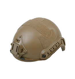Ultimate Tactical Einsatzhelm Typ X-Shield FAST MH - TAN