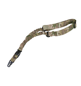 Ultimate Tactical 1 point Bungee Rifle Sling - MultiCam