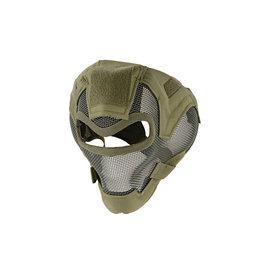 Ultimate Tactical Masque de protection type Acier V7 - OD