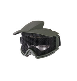 Ultimate Tactical Taktische Gitterbrille Typ GearMesh - OD