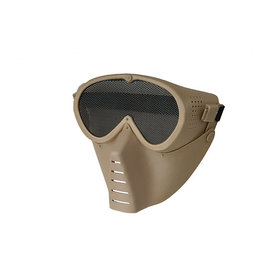 Ultimate Tactical Masque de protection type Ventus Eco - TAN