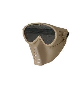 Ultimate Tactical Schutzmaske Typ Ventus Eco - TAN