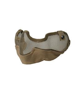 Ultimate Tactical Masque de protection type Stalker V3 - TAN