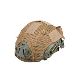 ACM Tactical Helmet cover FAST helmets - TAN