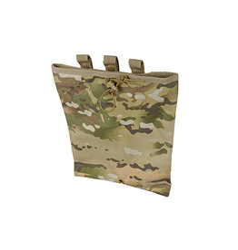 ACM Tactical Dump Pouch - MultiCam
