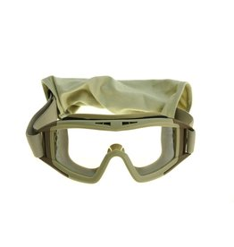 ACM Tactical Tactical goggles type Low Profile - TAN