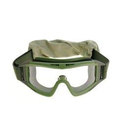 ACM Tactical Taktische Schutzbrille Typ Low Profile - OD