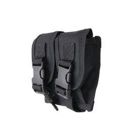 ACM Tactical Double Grenade Bag - BK
