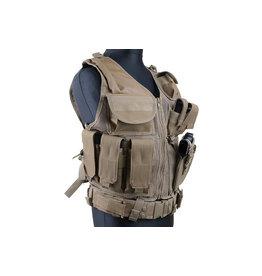 ACM Tactical Tactical vest type KAM-39 - TAN