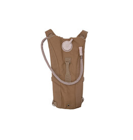 ACM Tactical Hydration pack incl. 2.5 liter hydration bladder - TAN