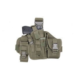 ACM Tactical Universal Leg Holster - OD