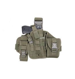 ACM Tactical Universal Oberschenkel Holster - OD
