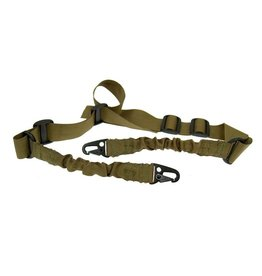 ACM Tactical 2 point bungee rifle sling - TAN