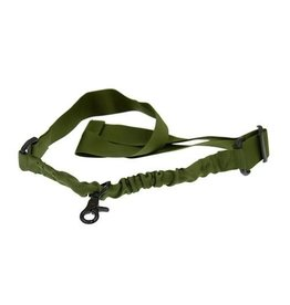 ACM Tactical 1 point bungee rifle sling - OD