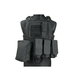 ACM Tactical Taktische Weste Typ AAV FSBE - BK