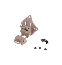 FMA CNC aluminum NVG mount L4G19 - TAN