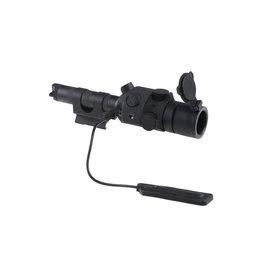 FMA Grüner Laser Glare mount mit Remote Switch - BK