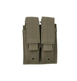 ACM Tactical Porte-chargeur double pistolet - OD