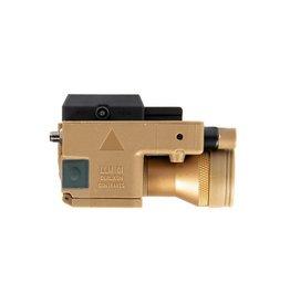 Element LLM-01 Picatinny Licht-/Laser Modul - TAN