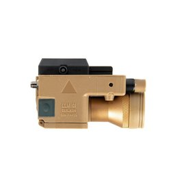 Element LLM-01 Picatinny Light/Laser Module - TAN