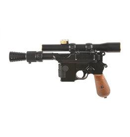 Armorer Works Smuggler Blaster DL-44 NBB Full Auto - BK