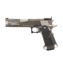 Armorer Works AW-HX2201 GBB - Silber