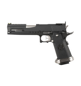 Armorer Works AW-HX2202 GBB 0.83 Joule - schwarz/silber