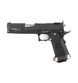 Armorer Works AW-HX2202 GBB - black / silver