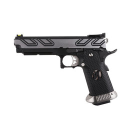 Armorer Works AW-HX2301 GBB 0.83 Joule - black / silver