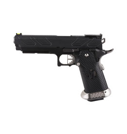 Armorer Works AW-HX2302 GBB 0.83 Joule - schwarz/silber