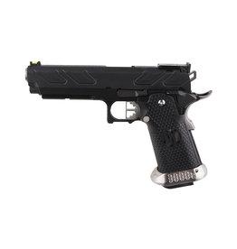 Armorer Works AW-HX2302 GBB - black / silver