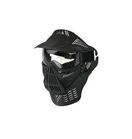 Ultimate Tactical Vollgesichtsschutzmaske Typ Guardian V4 - BK