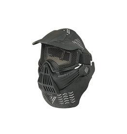 Ultimate Tactical Vollgesichtsschutzmaske Typ Guardian V2 - BK