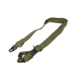 Ultimate Tactical 3 point rifle sling - OD