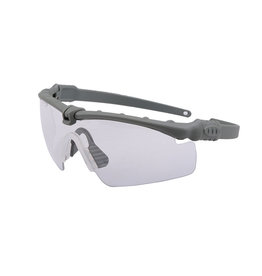 Ultimate Tactical Shooting Brille - OD/Clear Lens