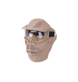Ultimate Tactical Full face mask type Guardian V4 - TAN