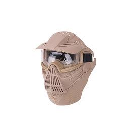Ultimate Tactical Vollgesichtsschutzmaske Typ Guardian V4 - TAN