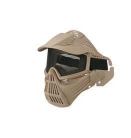 Ultimate Tactical Vollgesichtschutzmaske Typ Guardian V1 - TAN