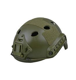 Ultimate Tactical Helmet type X-Shield FAST PJ - OD
