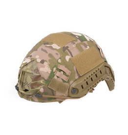 Ultimate Tactical Helmet cover FAST helmets - MultiCam