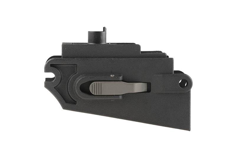 Ares M4 magazine adapter G36 - BK