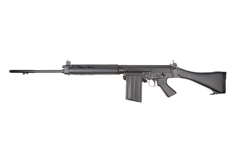 Ares L1A1 SLR Sniper AEG 1,34 Joule - BK
